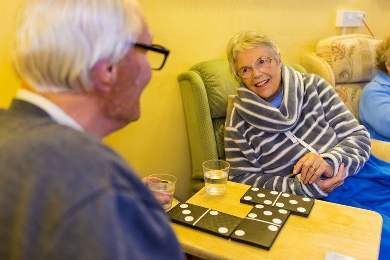 Nursing home vs. hospice
